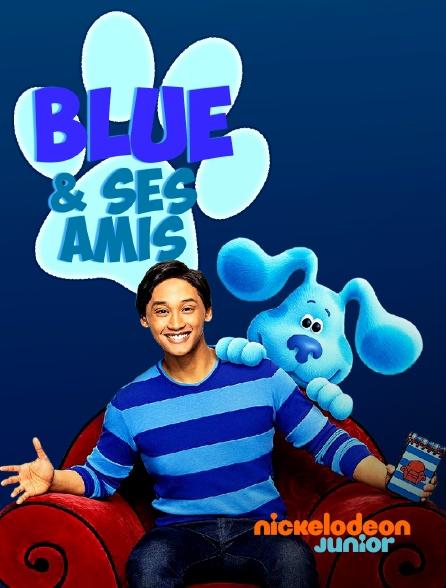 Nickelodeon Junior - Blue et ses amis