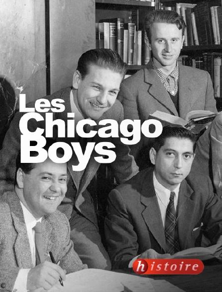 Histoire - Les Chicago Boys