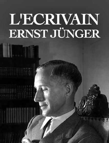 L'écrivain Ernst Jünger