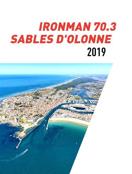 Ironman 70.3 des Sables d'Olonne 2019