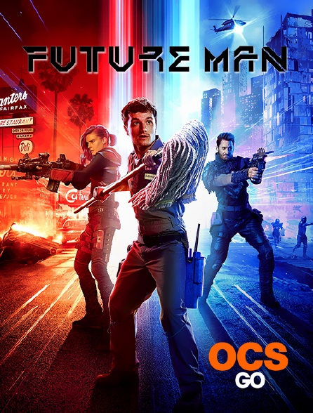 OCS Go - Future Man