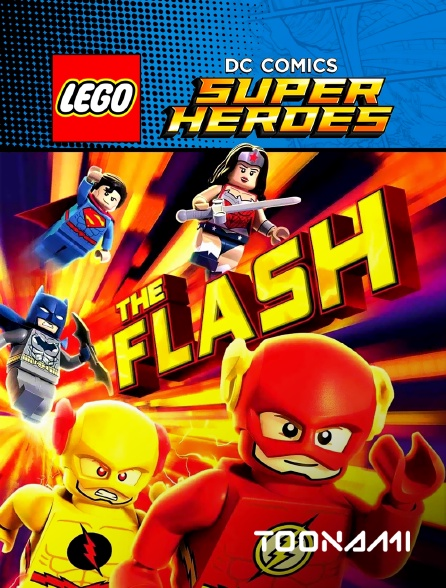 Toonami - Lego DC Comics Super Heroes : The Flash