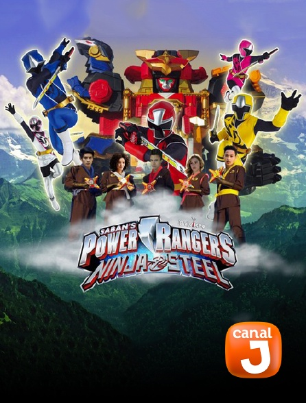 Canal J - Power Rangers Ninja Steel