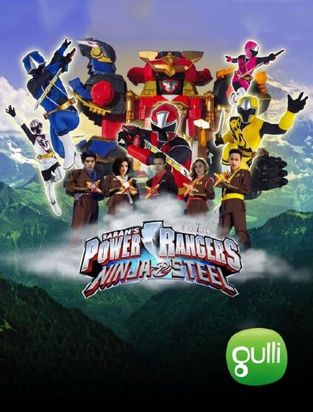 Gulli - Power Rangers Ninja Steel