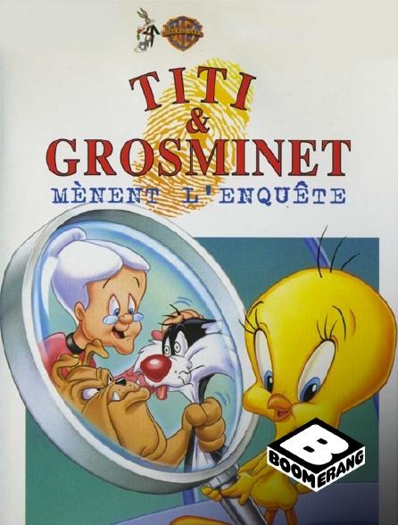 Boomerang - Titi et Grosminet mènent l'enquête