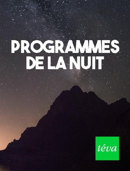 Téva - Programmes de la nuit