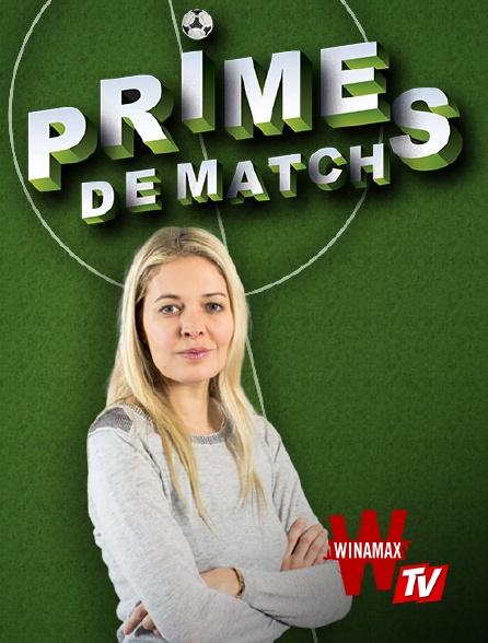 Winamax TV - Primes de Match