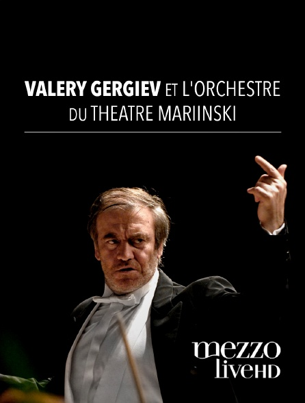 Mezzo Live HD - Valery Gergiev et l'Orchestre du Théâtre Mariinski