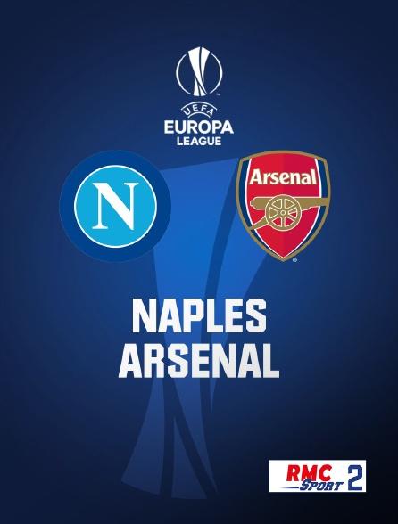 RMC Sport 2 - Football - Naples (Ita) / Arsenal (Gbr)