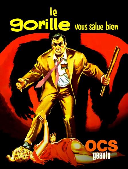 OCS Géants - Le gorille vous salue bien