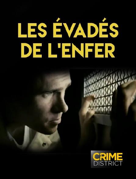 Crime District - Derrière les barreaux