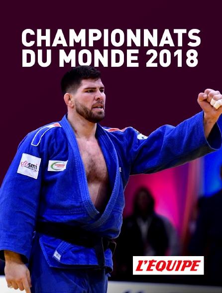 L'Equipe - Championnats du monde 2018