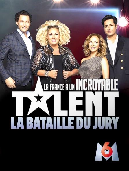 M6 - La France a un incroyable talent : la bataille du jury
