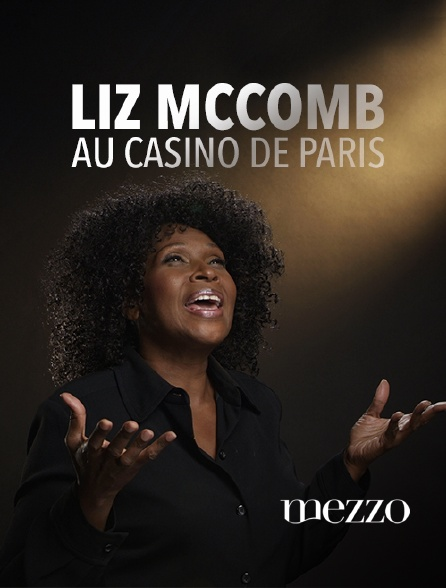 Mezzo - Liz McComb au Casino de Paris