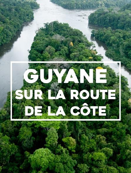 Guyane, sur la route de la côte