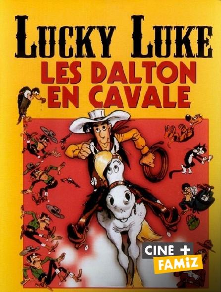 Ciné+ Famiz - Lucky Luke : Les Dalton en cavale