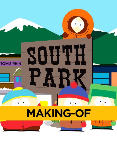 South Park : le making-of