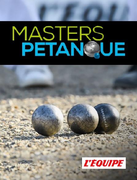 L'Equipe - Masters 2018