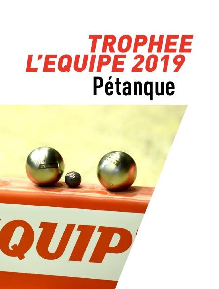Trophée L'Équipe 2019