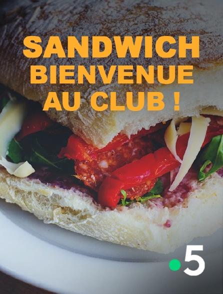 France 5 - Sandwich, bienvenue au club !