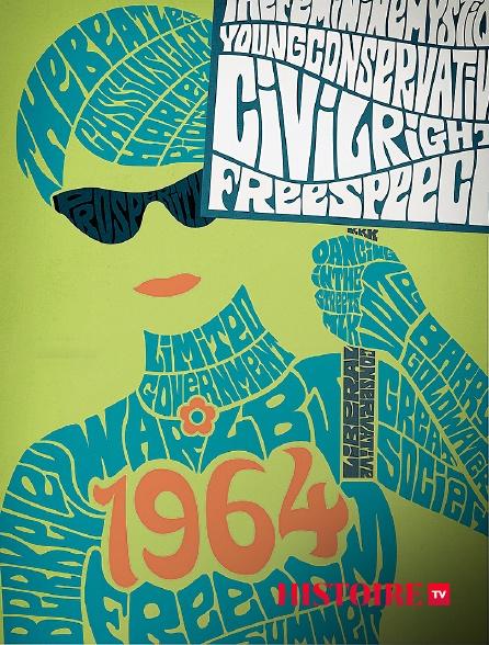 HISTOIRE TV - 1964