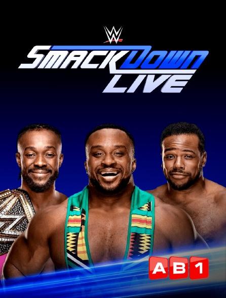 AB 1 - Catch américain : SmackDown 2019