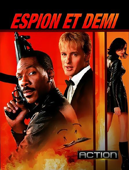 Action - Espion et demi