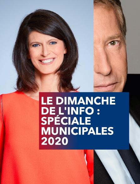 Le Dimanche de l'info : Municipales 2020