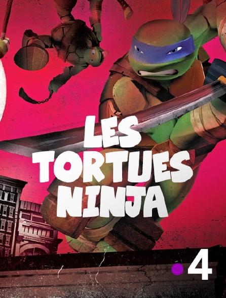 Regardez les tortues ninja sur france 4 avec molotov - Les 4 tortues ninja ...