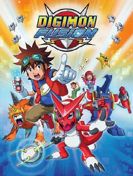 Digimon Fusion Stream