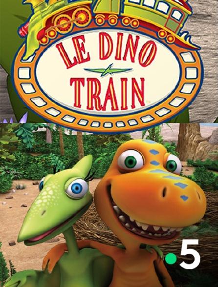 France 5 - Le Dino train