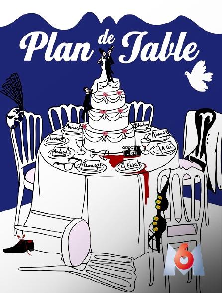 M6 - Plan de table