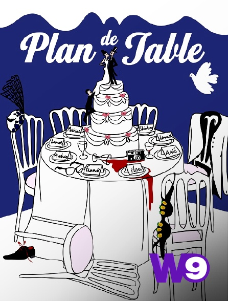 W9 - Plan de table