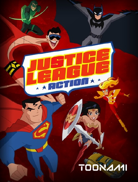 Toonami - Justice League Action