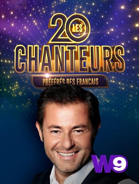 W9 - Les 20 chanteurs préférés des Français