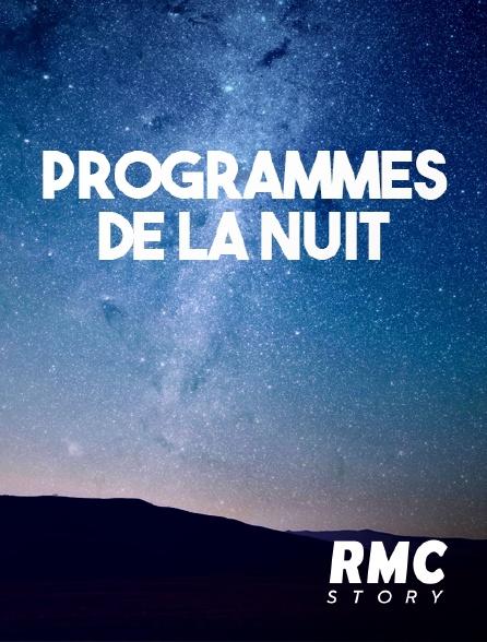 RMC Story - Programmes de la nuit