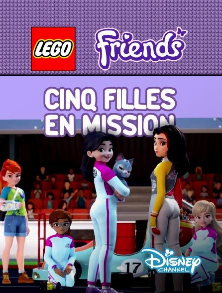 Disney Channel - Lego Friends : cinq filles en mission