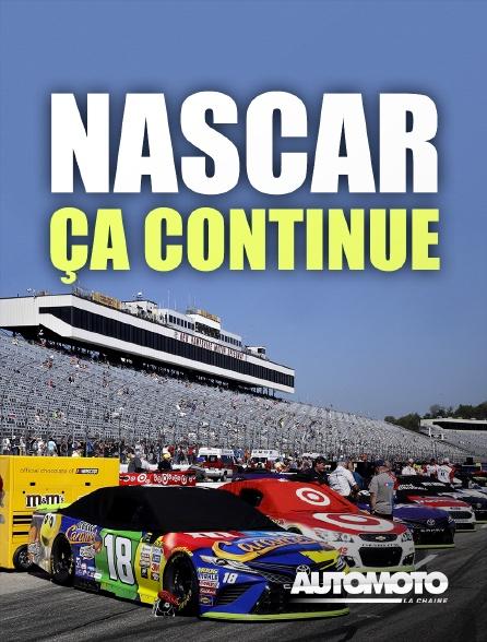 Automoto - NASCAR, ça continue