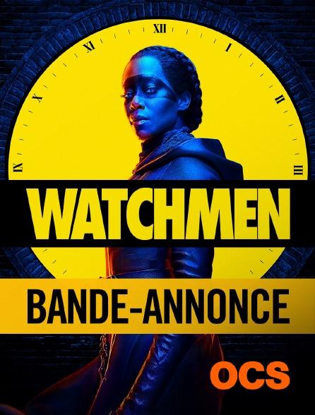 OCS - Watchmen Saison 1 : bande-annonce