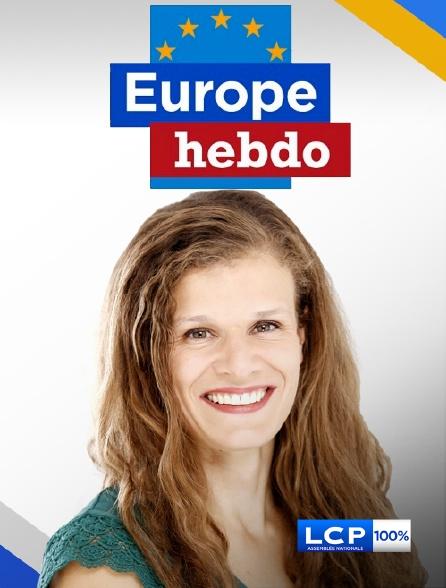 LCP 100% - Europe hebdo