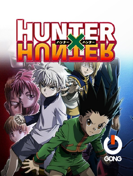 GONG - Hunter X Hunter