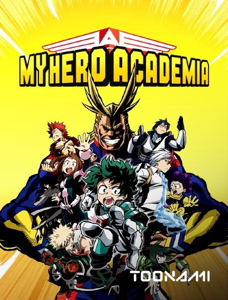Toonami - My Hero Academia