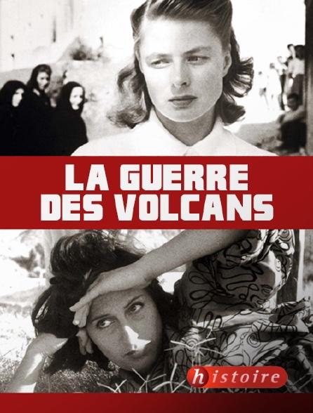 Histoire - La guerre des volcans