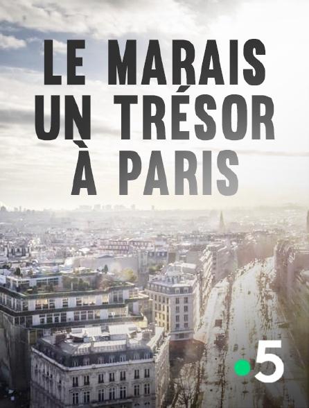 France 5 - Le Marais, un trésor à Paris