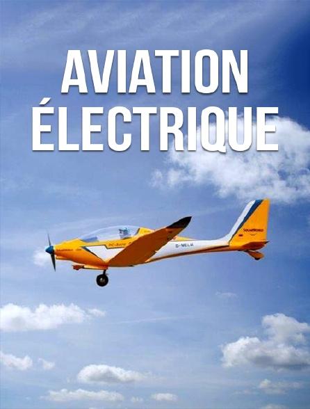 Aviation électrique