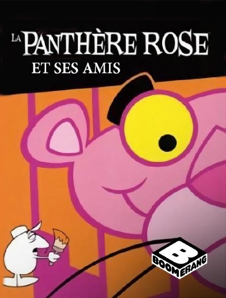 Boomerang - La Panthère rose et ses amis