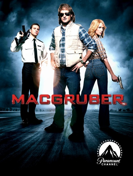 Paramount Channel - MacGruber