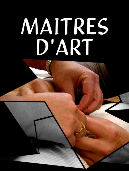 Maîtres d'art
