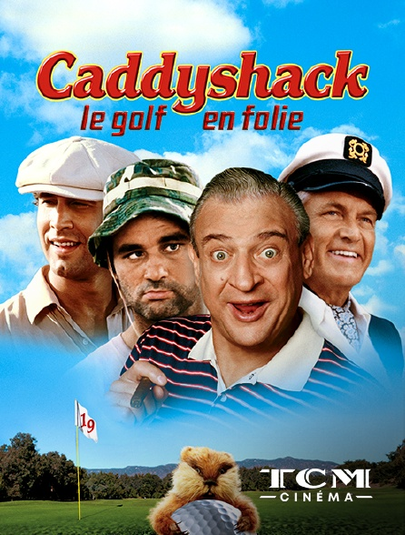 TCM Cinéma - Caddyshack : le golf en folie