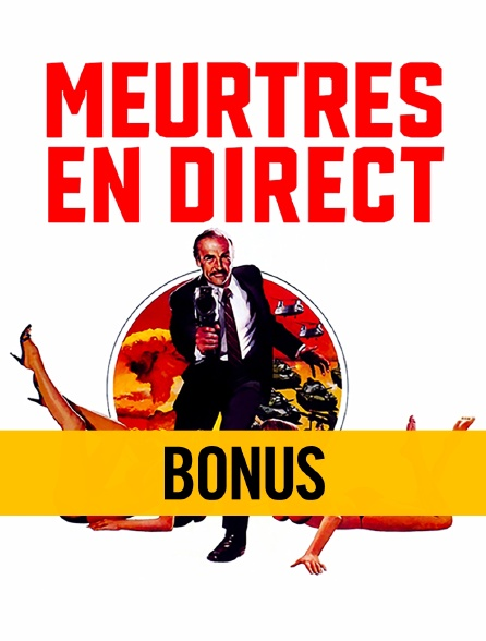 Meurtres en direct, le bonus